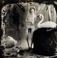 leda by joel-peter witkin
