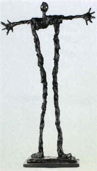 standing figure by rik van ierssel