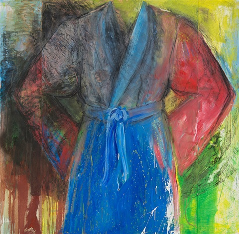blue ape by jim dine
