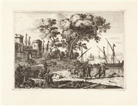 le dessinateur by claude lorrain