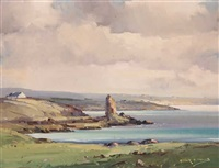 towards st. johns point, county donegal by arthur h. twells