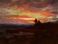 tonal sunset by john bond francisco