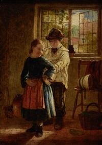 hook my dress, tommy by william hemsley