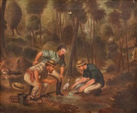 prospecting in australia by oswald rose campbell