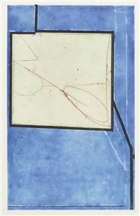 two way ii by richard diebenkorn