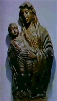 madonna con bambino by antonio rizzo