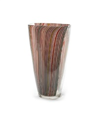 a tessuto vase by james carpenter