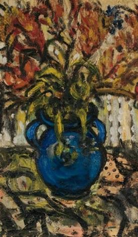 le vase aux fleurs by sasha moldovan