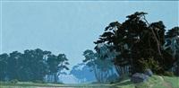 landscape by jang eigyu