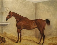 in the stall by george henry laporte