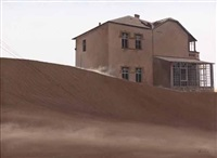 kolmanskop by keith alexander