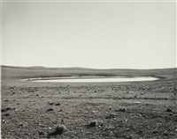 alkali lake, albany county, wyoming by robert adams