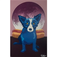 lunar buns by george rodrigue