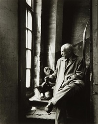 picasso, rue des grands augustins by denise colomb