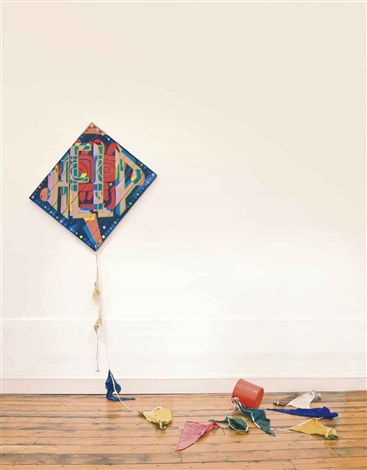 kite by bob and roberta smith