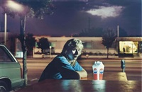 brent booth, 21 years old; des moines, iowa; $30 by philip-lorca dicorcia