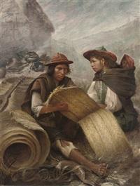 raza quicha 300 anos despues de la conquista by a. valdez