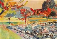 still life in fields by ladislav karousek