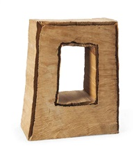 cut corners frame by david nash