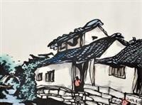 江南水乡 by liu yushan