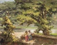 molenvliet, batavia by gerard adolfs