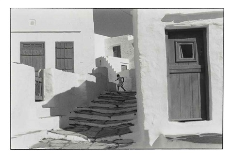 siphnos by henri cartier bresson