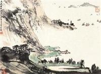 太湖渔歌 by ya ming