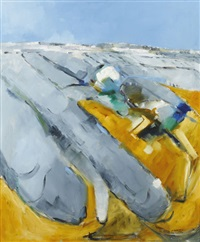 burren landscape by michael gemmel