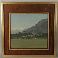 pusarnitz im lurnfeld by oswald peter pickel