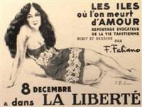 la liberté by fabien fabiano