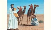la halte des chameliers by abderrahmane haïda