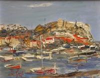 le port by jean sardi