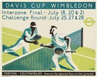 davis cup wimbledon by walter goetz