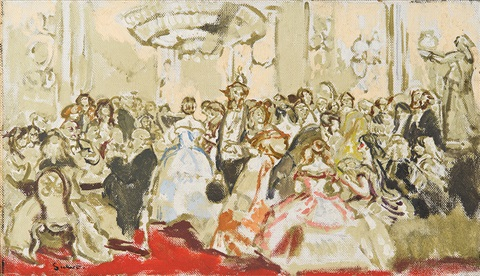 ball by walter richard sickert