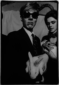 rue princesse (andy warhol and edie sedgwick) by jean jacques bugat