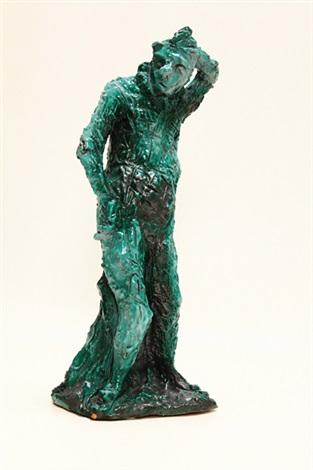 una scultura by agenore fabbri