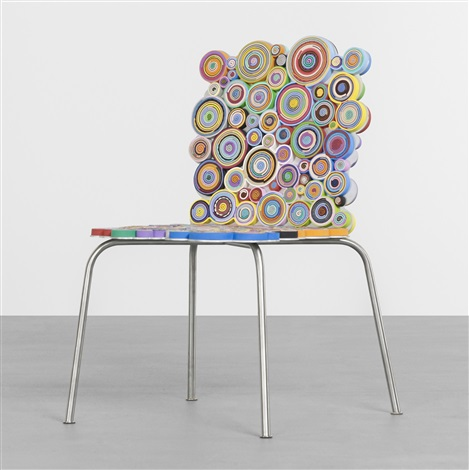 harumaki chair from the sushi series by fernando and humberto campana
