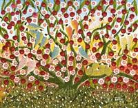 spring by henri bastin