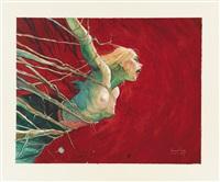 rouge by emmanuel lepage