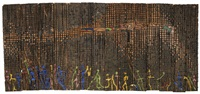 migrants & illusion (in 14 parts) by el anatsui