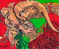 iguana by krijono