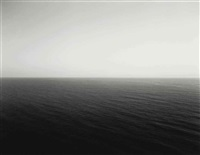 north pacific ocean, oregon by hiroshi sugimoto