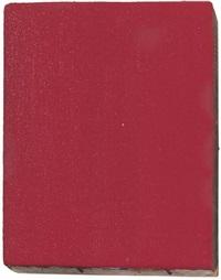 peinture rouge by marc angeli