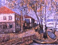 le petit pont by anatoli usachev