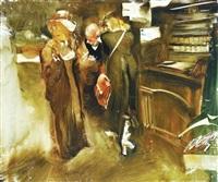 tobacconist by tibor csernus