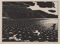 hudson river by rudolph ruzicka
