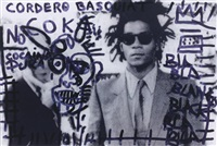 untitled by horacio cordero and jean-michel basquiat
