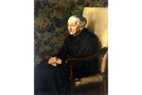 la abuela by jesus corredoira