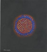 untitled (no. 2, q.s.t) by yayoi kusama