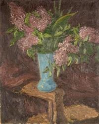 vase de fleurs by georges bouche
